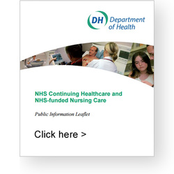 DoH Continuing Healthcare information leaflet