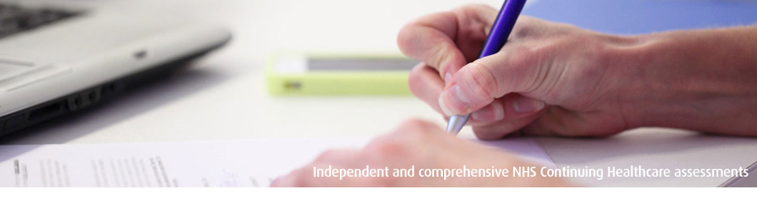 Independent and comprehensive NHS Continuing Healthcare consultant